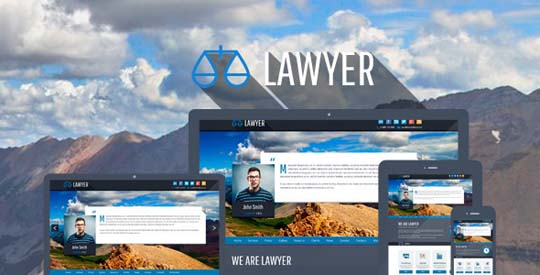 15.lawyer wordpress theme