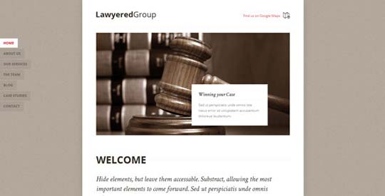 16.lawyer wordpress theme