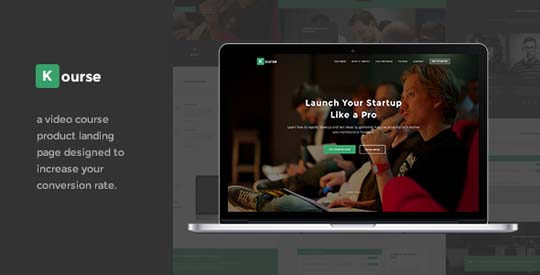 17.wordpress landing page theme