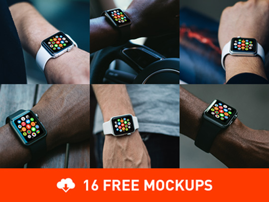 18.apple-watch-psd-mockup