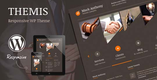 18.lawyer wordpress theme