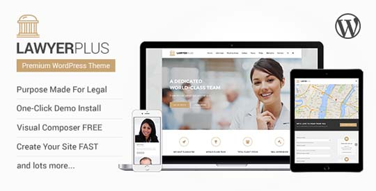 19.lawyer wordpress theme