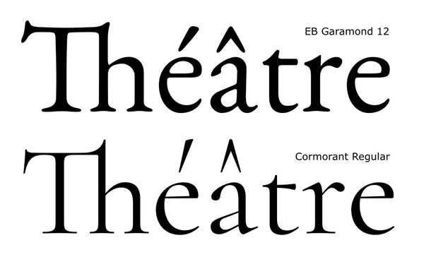 2.Fresh Free Font Of The Day  Cormorant
