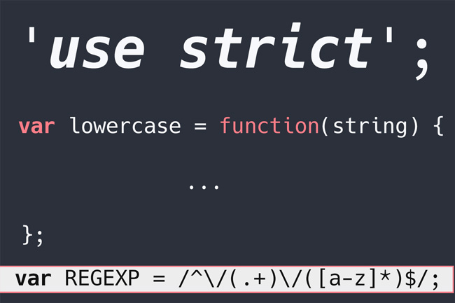 4.Monospaced Typeface For Source Code