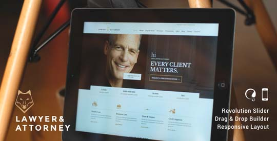 4.lawyer wordpress theme