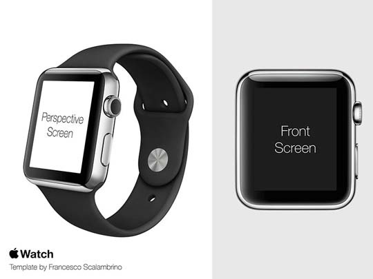 7.apple-watch-psd-mockup