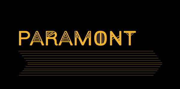 3.Fresh Free Font Of The Day  Paramont