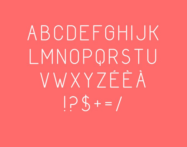 3.Fresh Free Font Of The Day  QUEST