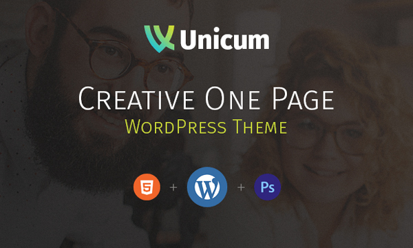 One-Page-Creative-WordPress-Theme