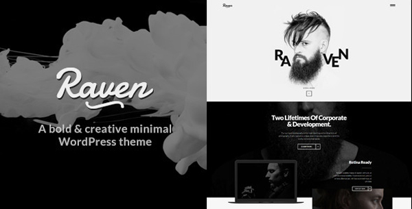Minimal-WordPress-Theme