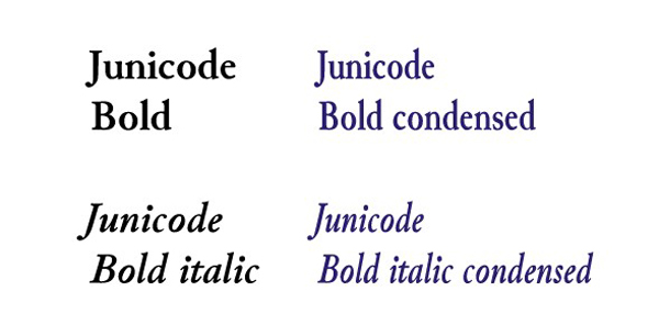 1.Free Font Of The Day  Junicode