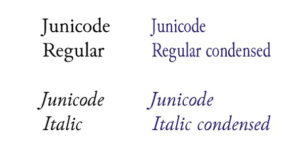 2.Free Font Of The Day  Junicode