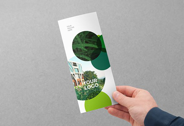 4.leaflet design