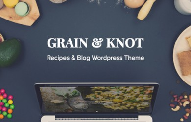 Food-Blog-WordPress-Theme