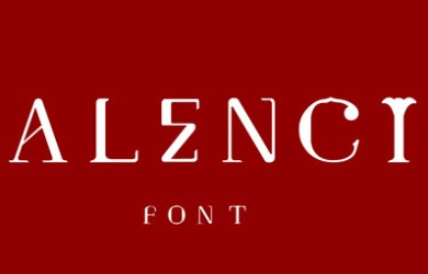 free font feature