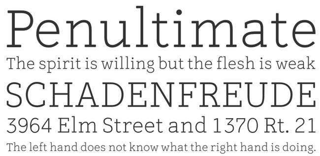 1.Free Font Of The Day  Tulia