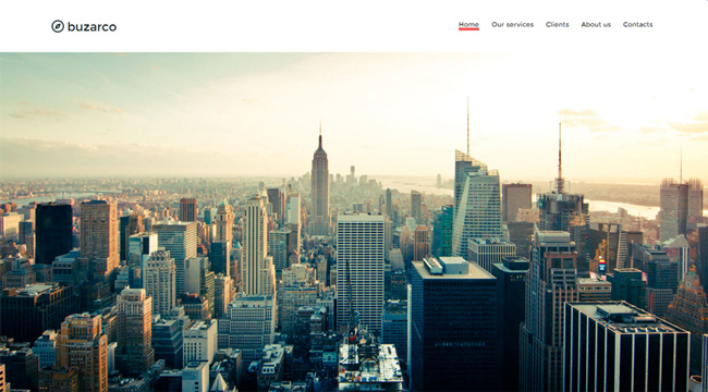 business-website-template