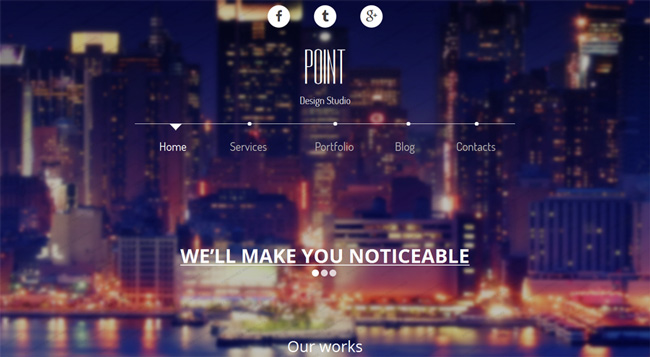 free-responsive-design-template