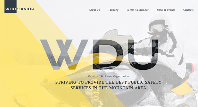 wdu-savior-website-template