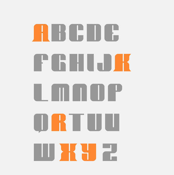 2.Free Font Of The Day  Kool