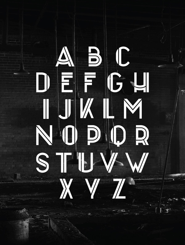 2.Free Font Of The Day  Tagus