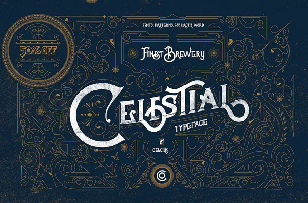 Massive Fonts Bundle! 30 Fonts with Extended License