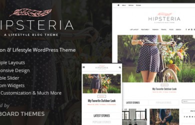 Lifestyle-WordPress-Blog-Theme