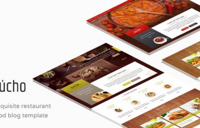 restaurant theme wordpress