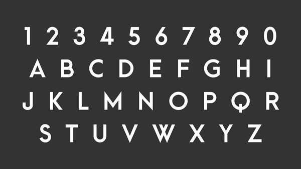 2.Free Font Of The Day  Arca Majora