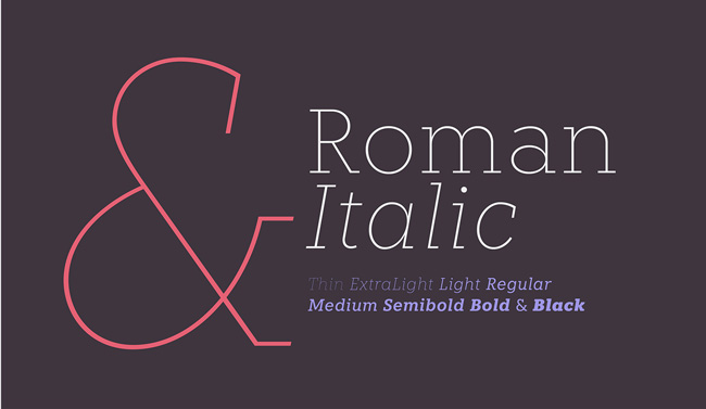 2.Free Font Of The Day  Knile