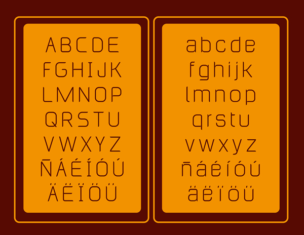 2.Free Font Of The Day  Lasilla