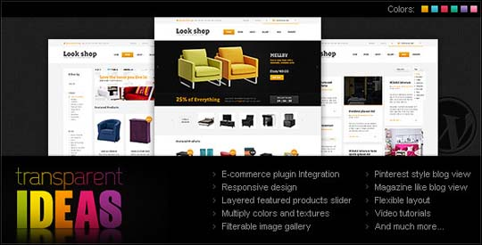 3.furniture wordpress theme