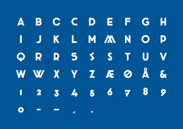 4.Free Font Of The Day  Helsinki