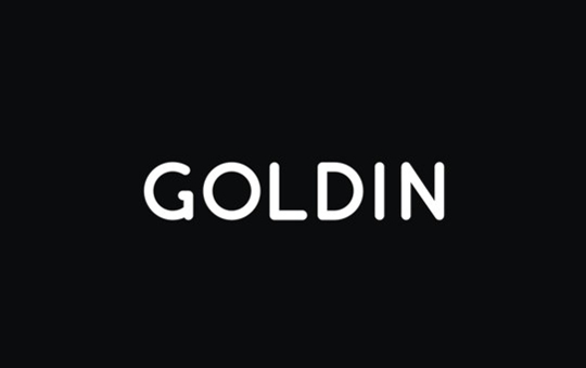1.Free Font Of The Day  GOLDIN