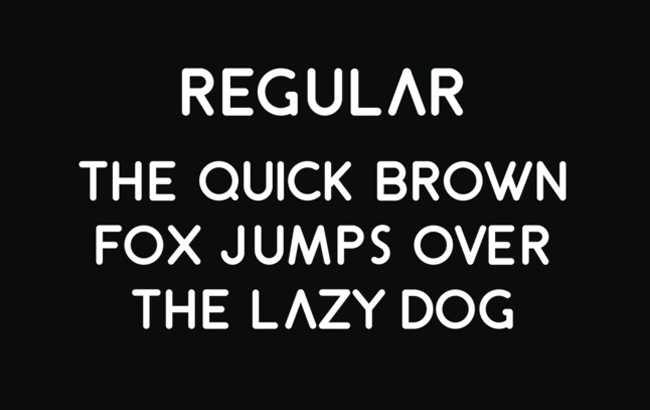 2.Free Font Of The Day  GOLDIN