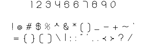 3.Free Font Of The Day  Batavia