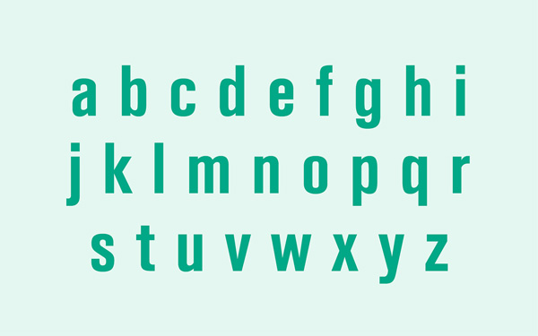 3.Free Font Of The Day  El Enra