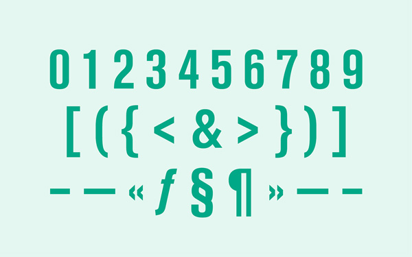4.Free Font Of The Day  El Enra
