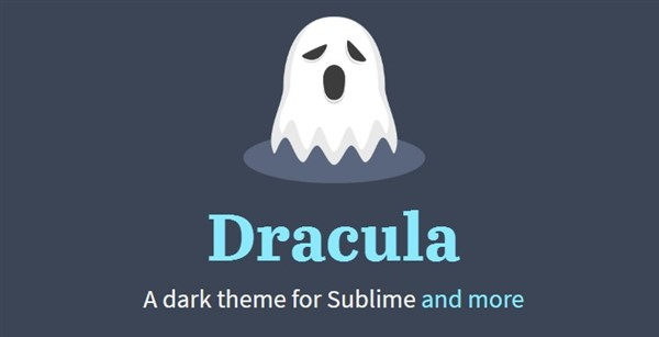sublime dark theme