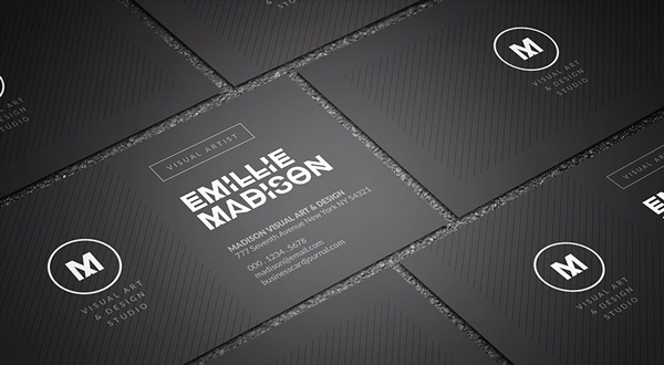 10.free business card template