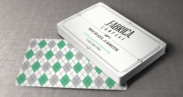 11.free business card template