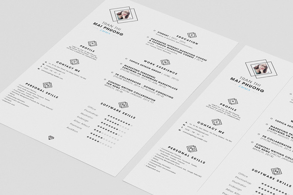 2.resume template