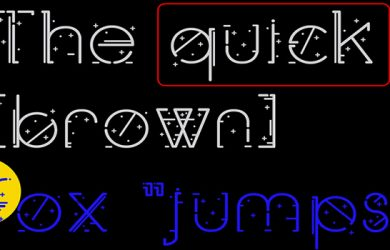 free-font-feature