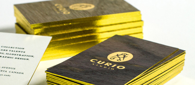 gold-foil-edge-business-cards
