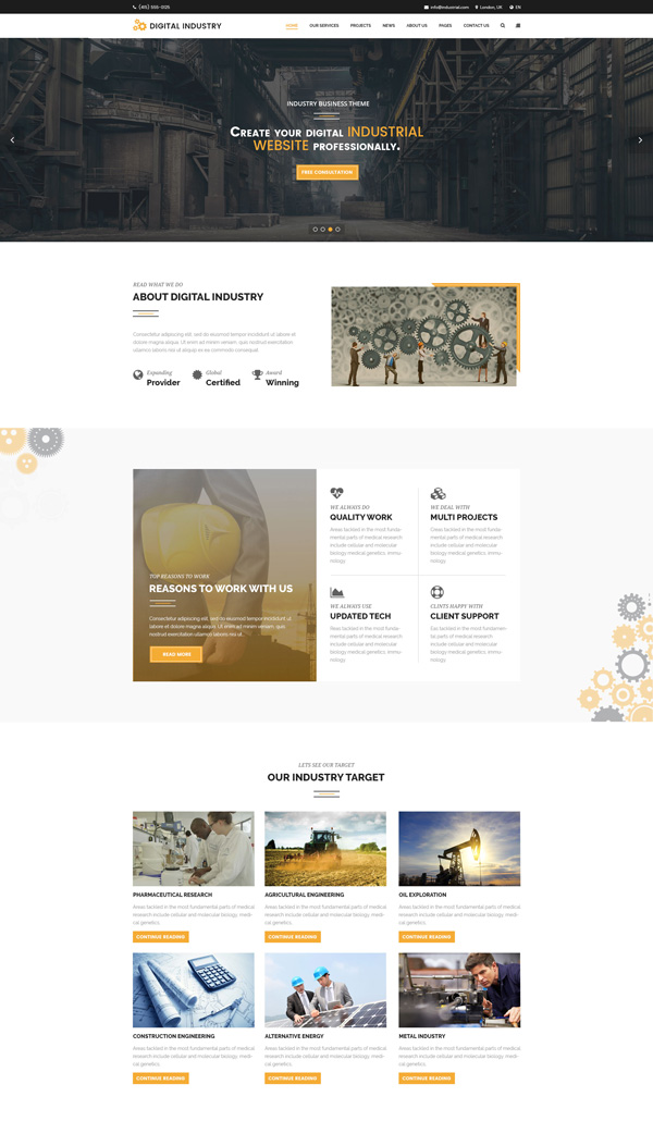 8-html5-template
