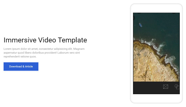 video-template-for-mobile-devices