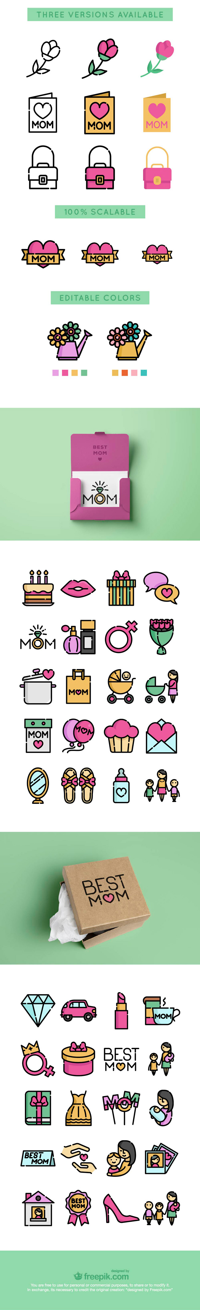 Free Mother's Day Graphics (exclusive) | Designbeep