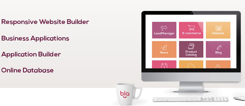Online Website Builder and Online Database All In One Place | Designbeep