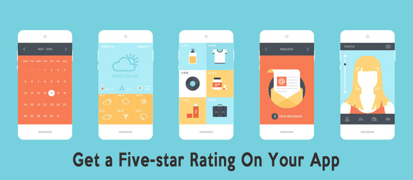 Five Star App >> How To Get A Five Star Rating On Your App Based On The Design