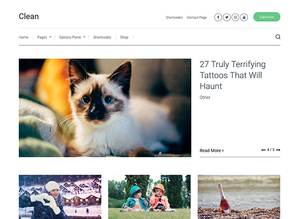 25 Best Search Engine Optimized WordPress Themes 2018